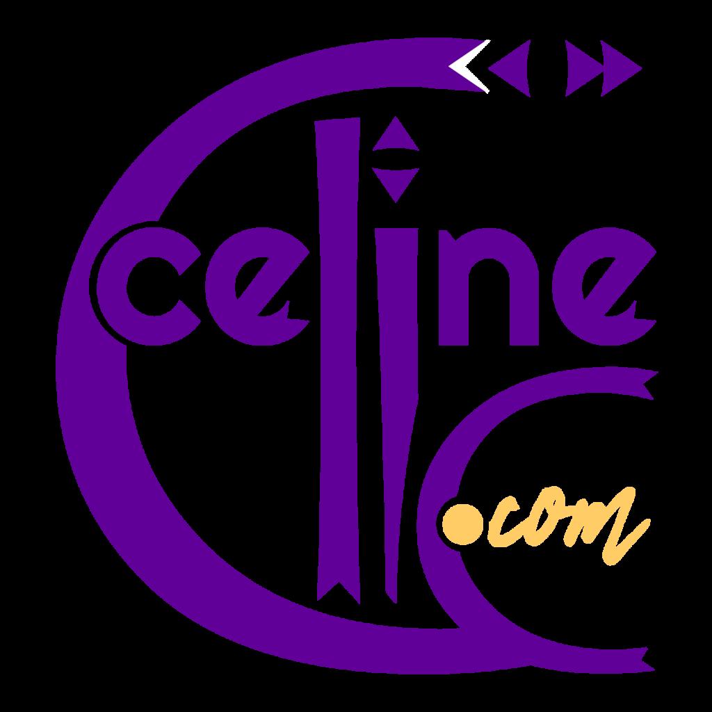 Logo celineclic - Webdesign & graphisme en Bretagne2020