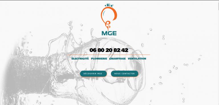 Refonte de Logo pour intégration sur le site web mge.bzh