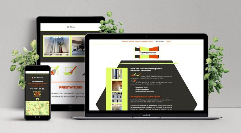 Création d'un site web sur mesure - Intégration et personnalisation, Création de pictogramme, retouche des images, rédaction web, réaliser un site web, c'est toute une histoire !