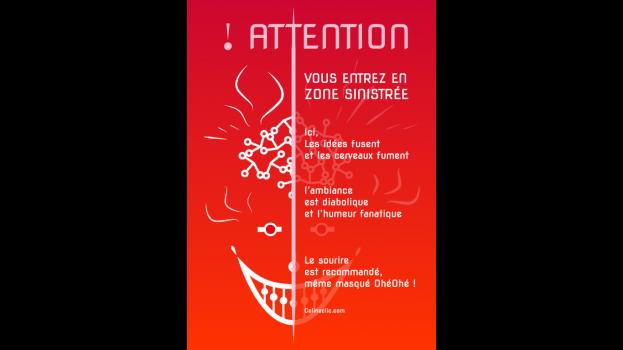 Affiche réalisée par Celinec, Affiche'r votre humeur en poster